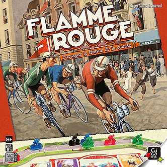 Flamme Rouge (VF)