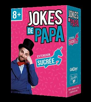 Jokes de Papa : Ext. Sucrée (VF)