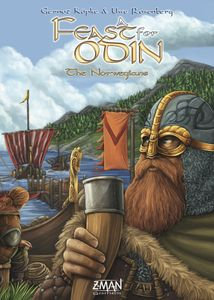 A Feast For Odin : The Norwegians (VA)
