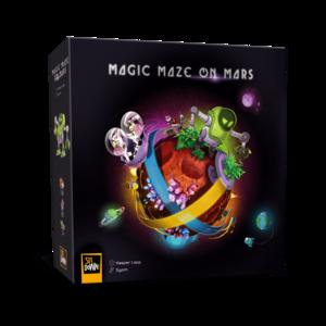 Magic Maze on Mars (VF)