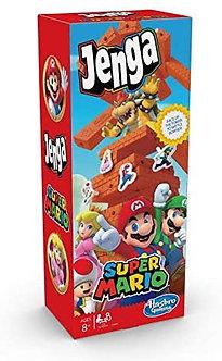Jenga Super Mario (ML)