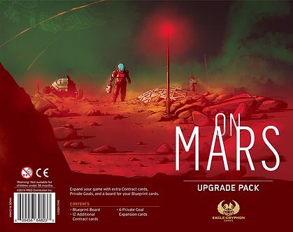 On Mars pack d'amélioration