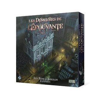 Les Demeures de l'Épouvante 2e ed. : Les Rues d'Arkham (VF)