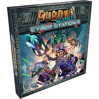 Clank! Dans l'espace : Cyber Station 11 (VF)
