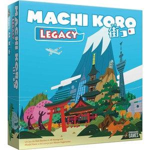 Machi Koro Legacy (VF)