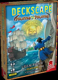 Deckscape 8: Duel - Pirates vs Pirates (VF)