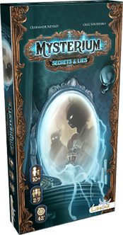 Mysterium : Secrets & Lies (VF)