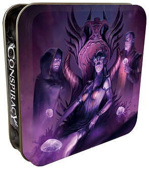 Abyss Conspiracy (Mauve) (VF)