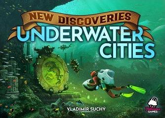 Underwater Cities : New Discoveries (VA)
