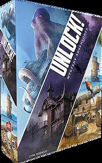 Unlock! : Mystery Adventures (VF)