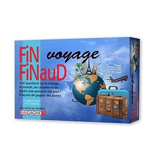 Fin Finaud : Voyage (VF)