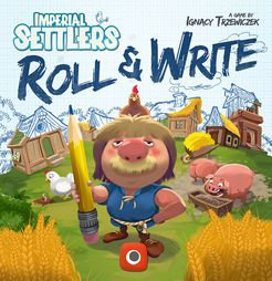 Imperial Settlers : Roll & Write (VF)