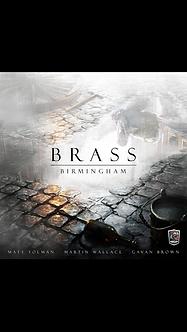 Brass : Birmingham (VF)