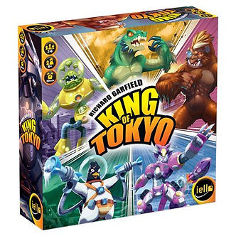King of Tokyo (VF)