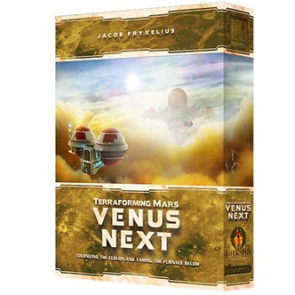 Terraforming Mars : Venus Next (VF)