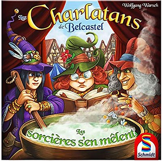 Les Charlatans de Belcastel : Les Sorcières s'en mêlent (VF)