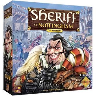 Sheriff of Nottingham : 2nd edition (VA)