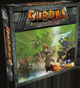 Clank! Dans l'espace (VF)