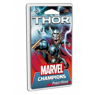 Marvel Champions : Thor - Paquet Héros (VF)