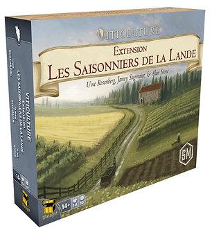 Viticulture : Saisonniers de la Lande (VF)