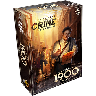 Chronicles of Crime : 1900 (VF)