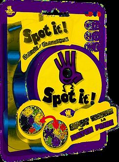 Spot it! (ML)