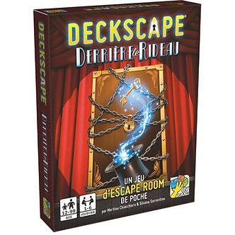 Deckscape : Derrière le Rideau (VF)