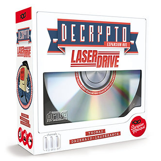 Decrypto : Laser Drive (VF)