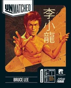 Unmatched : Bruce Lee (VA)