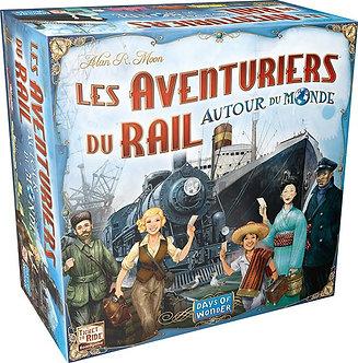 Les Aventuriers du Rail - Autour du monde (VF)