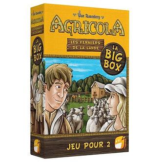 Agricola : 2 joueurs - Big Box