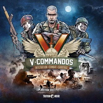 V-Commandos (ML)