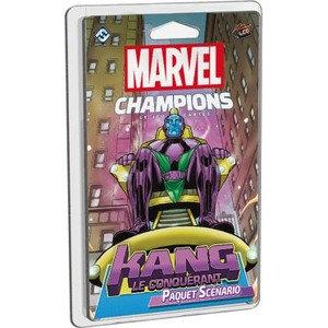 Marvel Champions : Kang le Conquérant - Paquet Scénario (VF)