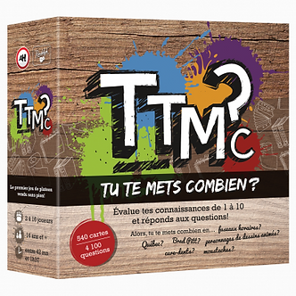TTMC : Tu Te Mets Combien? (VF)