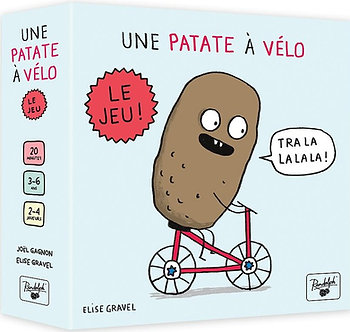 Une patate à vélo (VF)