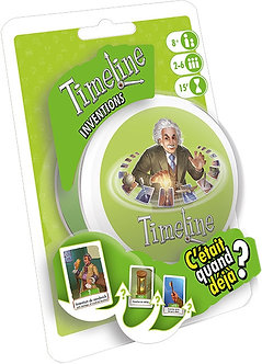 TimeLine - Inventions (VF)