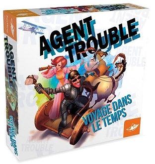 Agent Trouble : Voyage dans le temps (VF)
