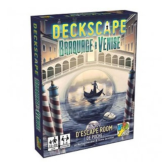 Deckscape: Braquage à Venise (VF)