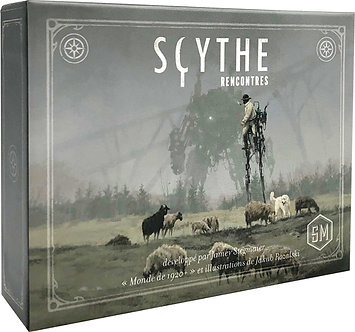 Scythe : Nouvelles Rencontres (VF)