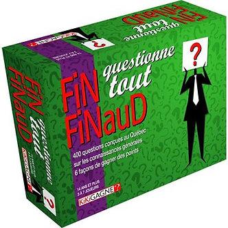 Fin Finaud : Questionne tout (VF)