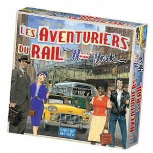 Les Aventuriers du Rail Express : New York 1960 (VF)