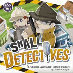 Small Detectives (VF)