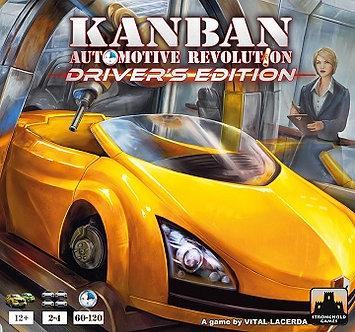 Kanban : Automotive Revolution (Driver's Edition) (VA)
