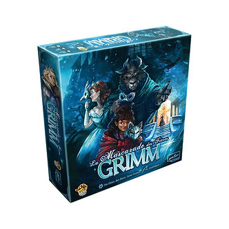 La Mascarade des Frères Grimm (VF)
