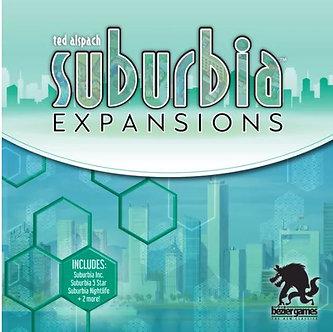 Suburbia : Expansions (VA)
