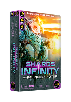 Shards of Infinity: Les reliques du Future (VF)