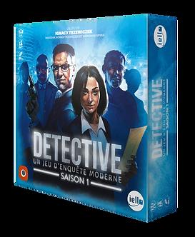 Detective - Un Jeu d'Enquête Moderne : Saison 1 (VF)