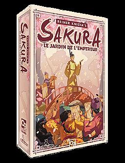 Sakura : Le Jardin de l'Empereur (VF)