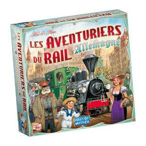 Les Aventuriers du Rail - Allemagne (VF)