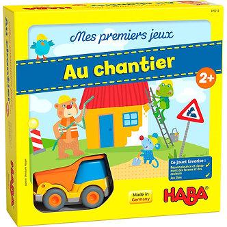 Mes Premiers Jeux: Au Chantier (ML)